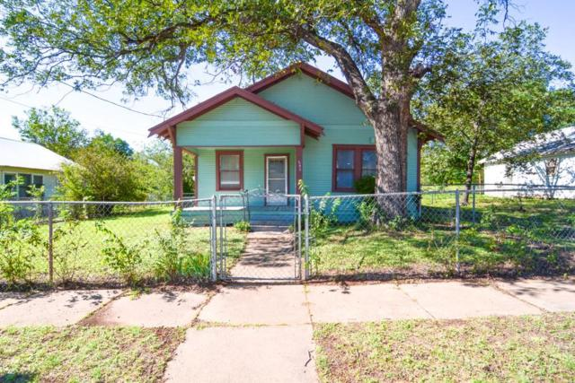 501 Fourth Street, Brownwood, TX 76801 (MLS #13951705) :: The Heyl Group at Keller Williams