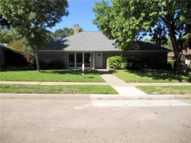 2009 Portsmouth Drive, Richardson, TX 75082 (MLS #13951781) :: RE/MAX Town & Country