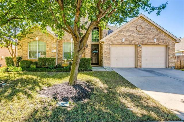 5048 Raisintree Drive, Fort Worth, TX 76244 (MLS #13951825) :: The Chad Smith Team