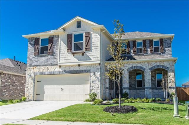 2733 Ryder Lane, Aubrey, TX 76227 (MLS #13951830) :: Robbins Real Estate Group