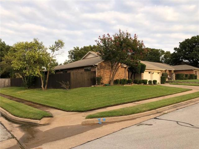 3716 Teal Lane, Bedford, TX 76021 (MLS #13951852) :: The Chad Smith Team