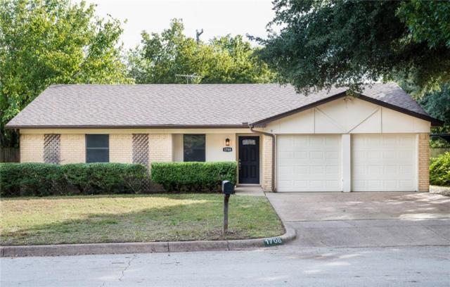 1708 Tobie Layne Street, Benbrook, TX 76126 (MLS #13951934) :: RE/MAX Pinnacle Group REALTORS