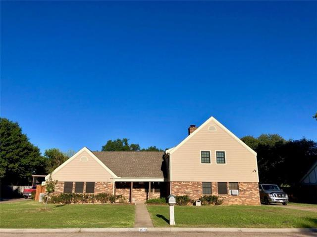 1013 Berkley Drive, Cleburne, TX 76033 (MLS #13951978) :: The Chad Smith Team