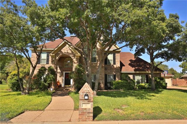 14 Winged Foot Circle W, Abilene, TX 79606 (MLS #13952003) :: The Tonya Harbin Team