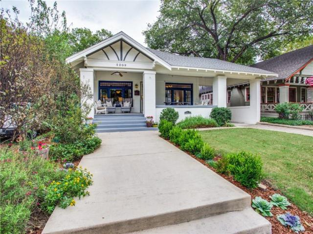 2209 6th Avenue, Fort Worth, TX 76110 (MLS #13952014) :: The Chad Smith Team
