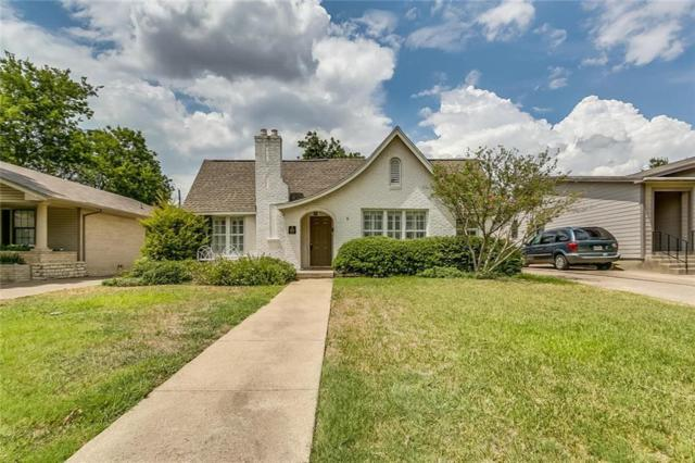 4926 Pershing Avenue, Fort Worth, TX 76107 (MLS #13952017) :: The Chad Smith Team
