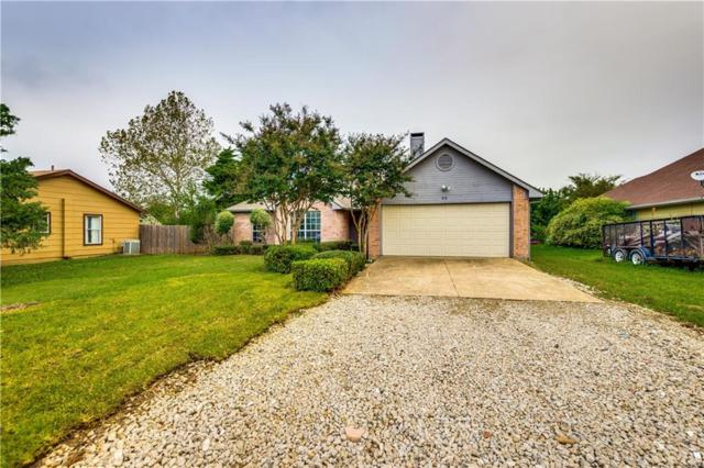 616 Stagecoach Drive, Oak Point, TX 75068 (MLS #13952084) :: RE/MAX Performance Group