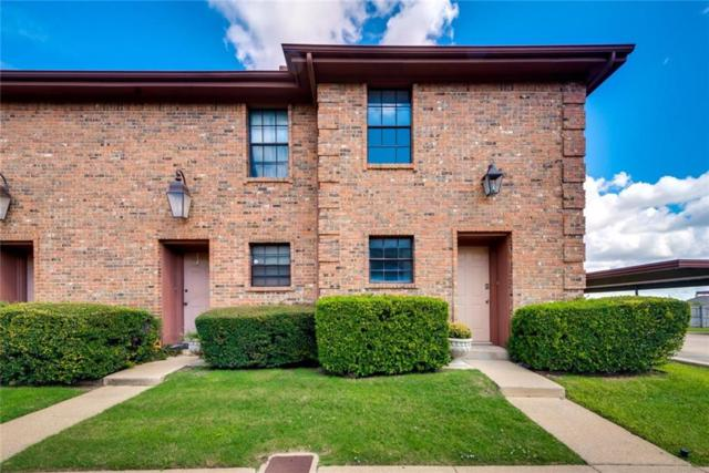 7307 Kingswood Circle, Fort Worth, TX 76133 (MLS #13952125) :: Baldree Home Team