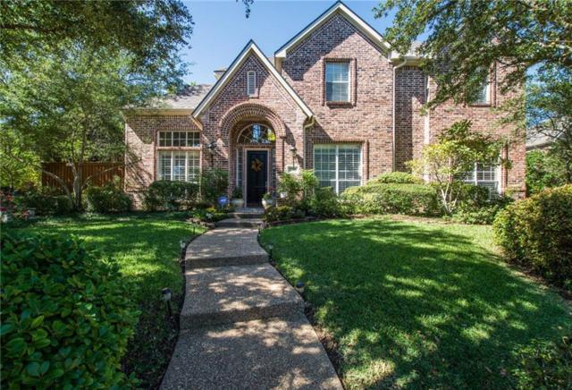 2701 Arbor Court, Richardson, TX 75082 (MLS #13952150) :: Baldree Home Team