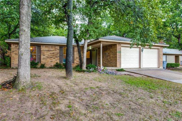 737 Timberoaks Drive, Azle, TX 76020 (MLS #13952156) :: The Chad Smith Team