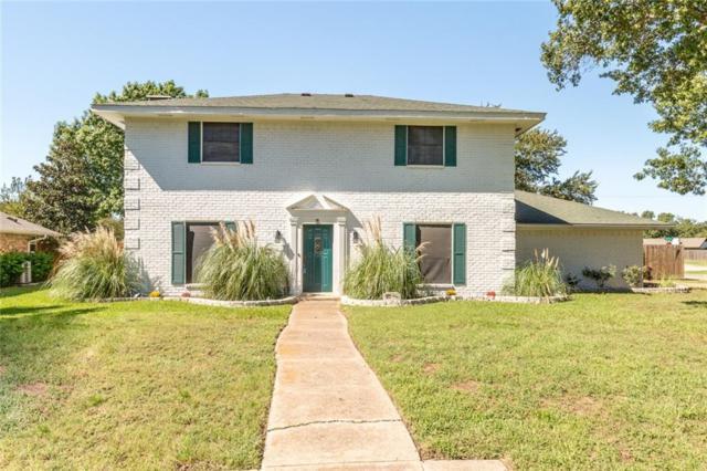 1331 Chestnut Road, Mansfield, TX 76063 (MLS #13952170) :: The Rhodes Team