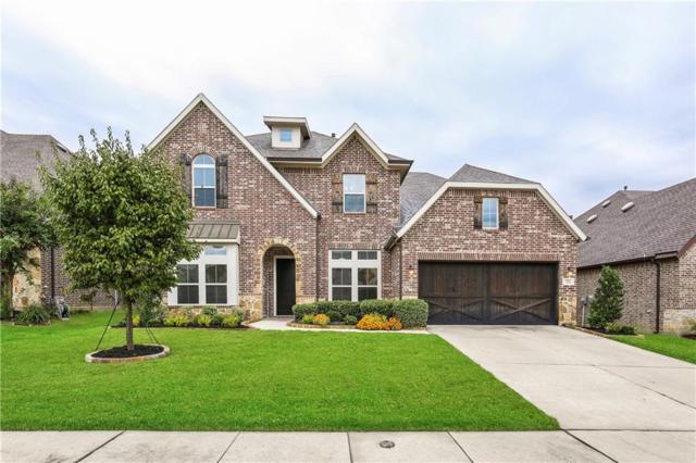 524 Hidden Meadow Drive, Keller, TX 76248 (MLS #13952174) :: The Hornburg Real Estate Group