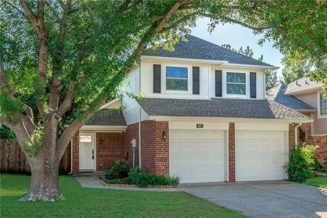 907 Sylvan Creek Drive, Lewisville, TX 75067 (MLS #13952263) :: The Chad Smith Team