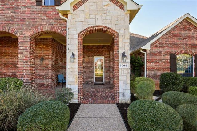 6004 Dumont Court, Parker, TX 75002 (MLS #13952359) :: RE/MAX Town & Country
