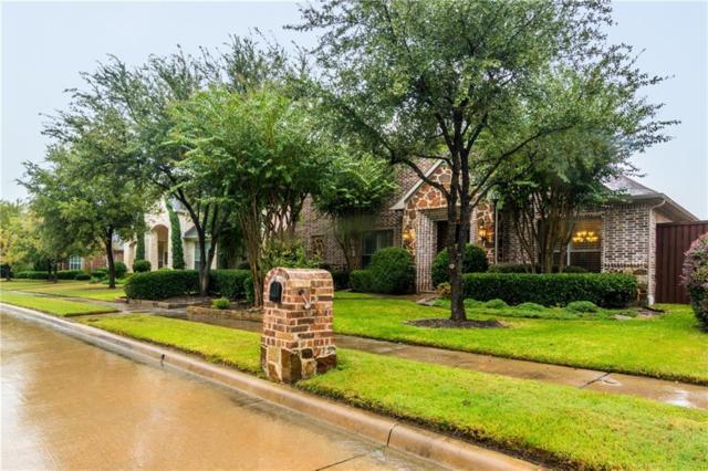 7045 Falling Water Lane, Plano, TX 75024 (MLS #13952398) :: Van Poole Properties Group