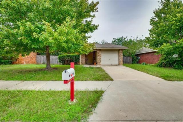 1400 Paco Trail, Denton, TX 76209 (MLS #13952533) :: RE/MAX Town & Country