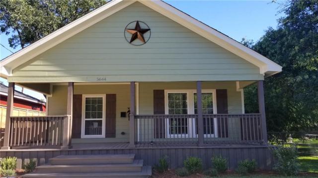 5644 E Side Avenue, Dallas, TX 75214 (MLS #13952568) :: RE/MAX Town & Country