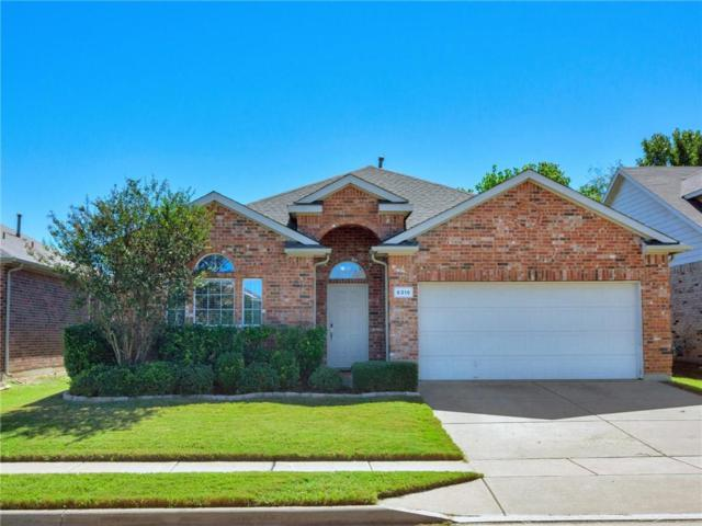 6316 Melanie Drive, Fort Worth, TX 76131 (MLS #13952573) :: RE/MAX Landmark