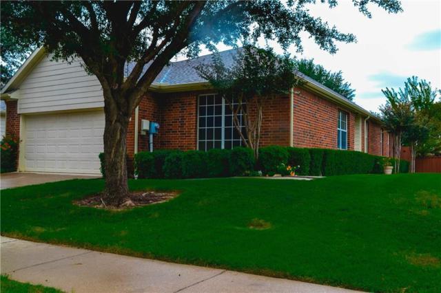 201 Bexar Drive, Lewisville, TX 75067 (MLS #13952709) :: The Rhodes Team