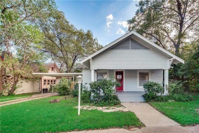 405 College Street, Cleburne, TX 76033 (MLS #13952710) :: Robbins Real Estate Group