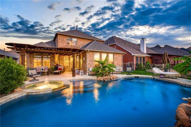 1551 Meadows Avenue, Lantana, TX 76226 (MLS #13952726) :: The Chad Smith Team