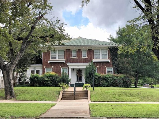 1415 Elizabeth Boulevard, Fort Worth, TX 76110 (MLS #13952794) :: RE/MAX Town & Country