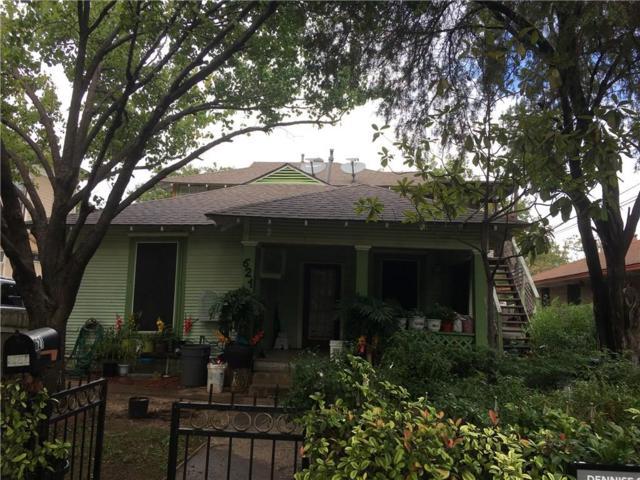 621 W 9th Street, Dallas, TX 75208 (MLS #13952799) :: Van Poole Properties Group