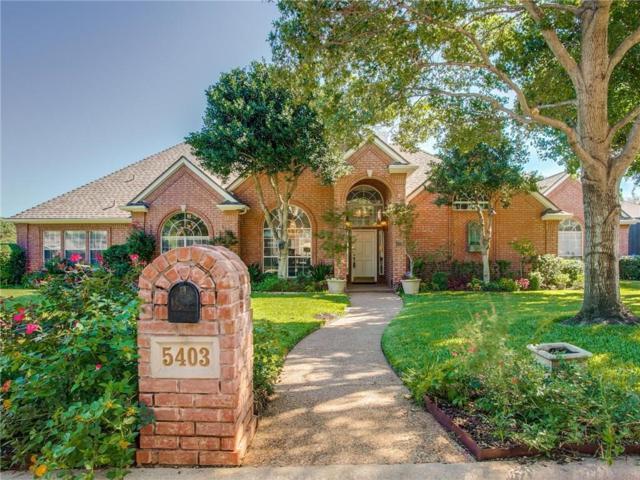 5403 Birch Court, Colleyville, TX 76034 (MLS #13952841) :: Frankie Arthur Real Estate