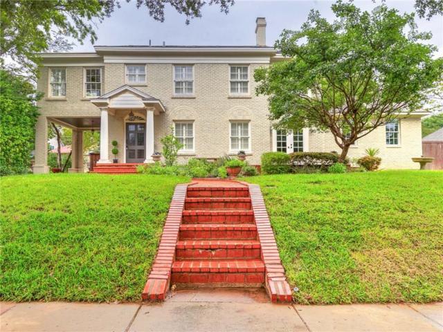 2012 Ward Parkway, Fort Worth, TX 76110 (MLS #13953013) :: Robbins Real Estate Group