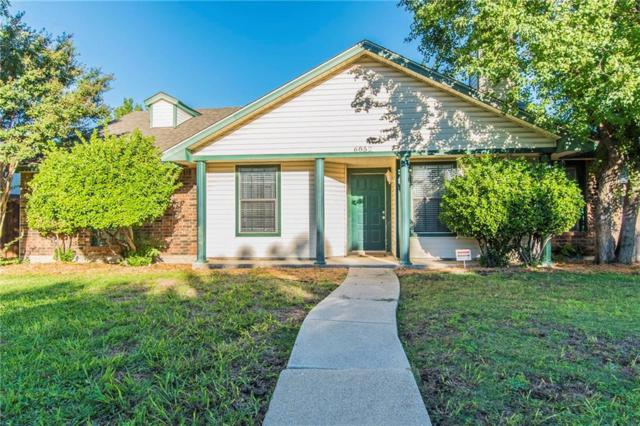 6852 Fryer Street, The Colony, TX 75056 (MLS #13953019) :: RE/MAX Town & Country