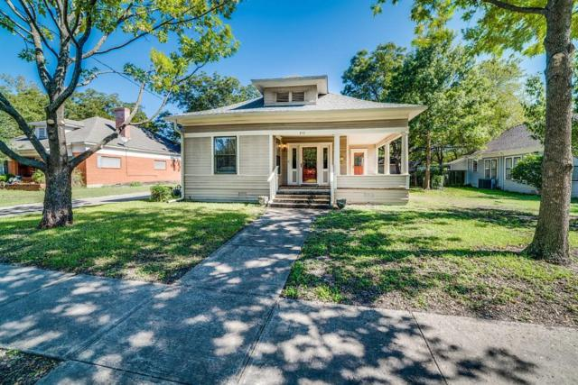 310 Brown Street, Waxahachie, TX 75165 (MLS #13953021) :: The Chad Smith Team