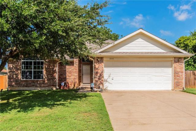 1000 Travis Avenue, Alvarado, TX 76009 (MLS #13953153) :: The Hornburg Real Estate Group