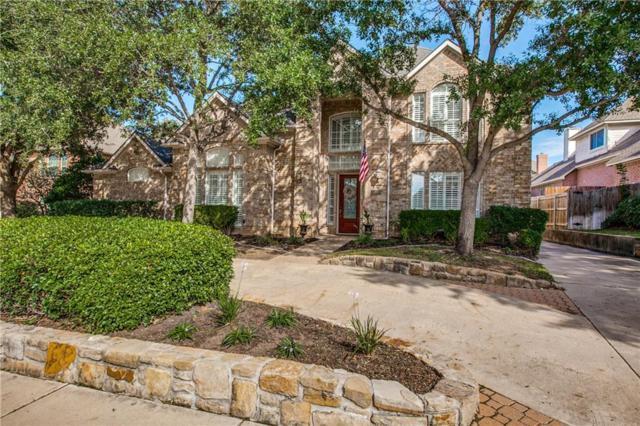 6605 Beddo Court, Colleyville, TX 76034 (MLS #13953173) :: Frankie Arthur Real Estate