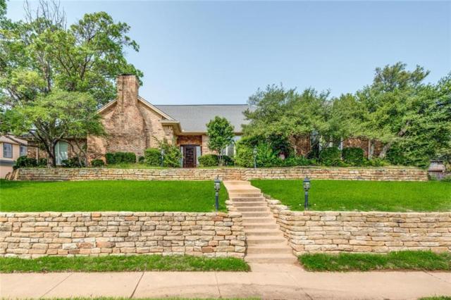 3717 Hillwood Way, Bedford, TX 76021 (MLS #13953199) :: The Chad Smith Team