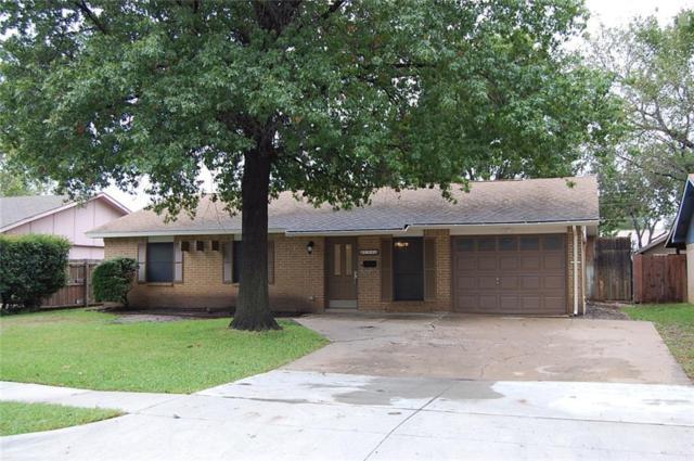 126 Westwood Place, Lewisville, TX 75067 (MLS #13953227) :: The Rhodes Team