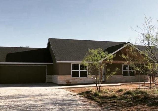 12105 Cr 438, Merkel, TX 79536 (MLS #13953296) :: Charlie Properties Team with RE/MAX of Abilene