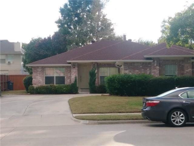1940 Helen Lane, Lewisville, TX 75067 (MLS #13953388) :: The Rhodes Team