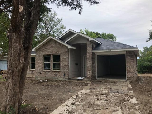 2846 Kilburn Avenue, Dallas, TX 75216 (MLS #13953472) :: RE/MAX Landmark