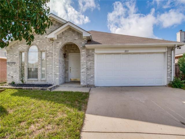 2115 Bosswood Drive, Grand Prairie, TX 75052 (MLS #13953532) :: Robbins Real Estate Group