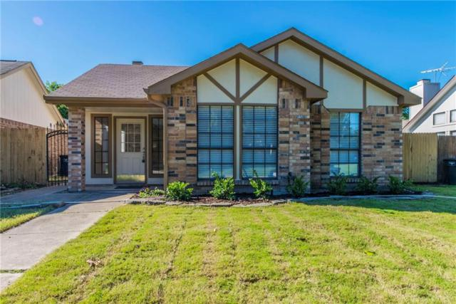 4712 Jasmine Drive, Fort Worth, TX 76137 (MLS #13953538) :: Baldree Home Team