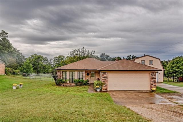 102 Noe Lane, Burleson, TX 76028 (MLS #13953550) :: The Hornburg Real Estate Group