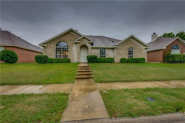 2705 Hyacinth Drive, Mesquite, TX 75181 (MLS #13953592) :: Baldree Home Team