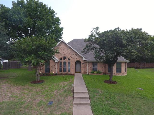 1413 Frenchmans Drive, Desoto, TX 75115 (MLS #13953597) :: RE/MAX Town & Country