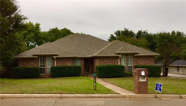 905 Overton Drive, Weatherford, TX 76086 (MLS #13953601) :: RE/MAX Town & Country