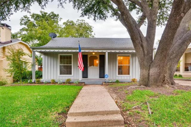4029 El Campo Avenue, Fort Worth, TX 76107 (MLS #13953636) :: Kimberly Davis & Associates