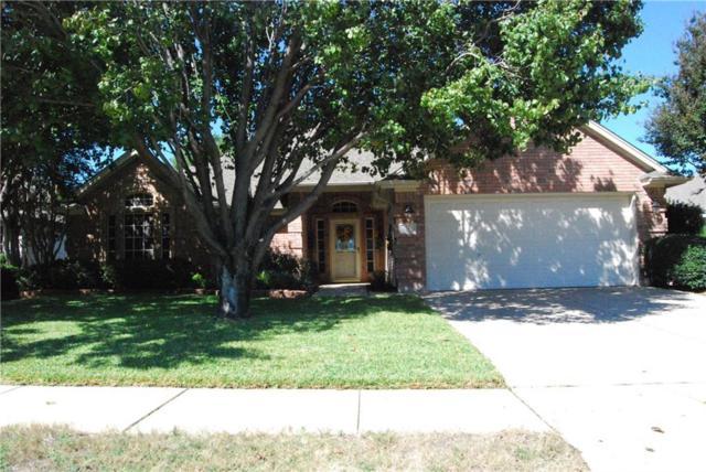 1066 Springhill Drive, Saginaw, TX 76179 (MLS #13953644) :: The Rhodes Team