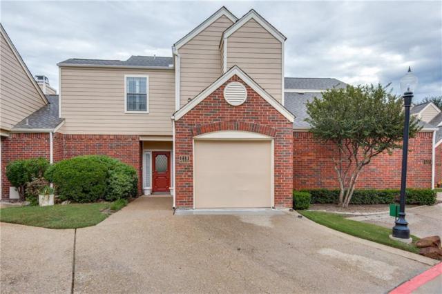 219 Cimarron Trail #3, Irving, TX 75063 (MLS #13953709) :: Magnolia Realty