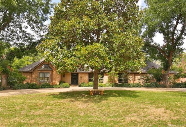 1710 Woodridge Drive, Abilene, TX 79605 (MLS #13953748) :: RE/MAX Town & Country