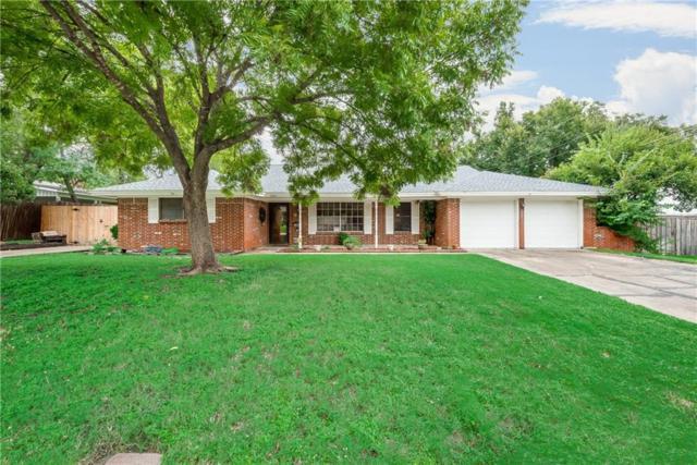 5621 Marbury Drive, Fort Worth, TX 76133 (MLS #13953765) :: The Chad Smith Team