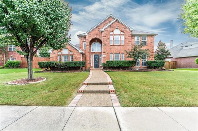 7709 Myrtle Springs Drive, Plano, TX 75025 (MLS #13953767) :: The Rhodes Team